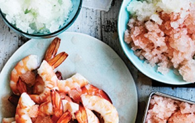 Prawns-with-vodka-and-lemon-or-vodka-and-pink-grapefruit-granita-300px