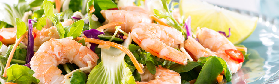 Prawn Thai Salad