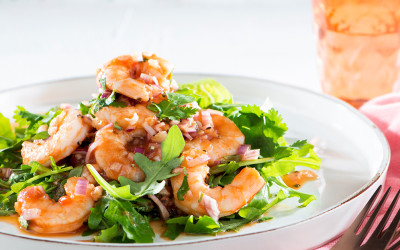 Prawn Lime Ceviche Recipe